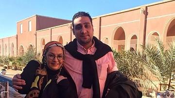 ماجرای جدایی لاله صبوری از شوهر آمریکاییش