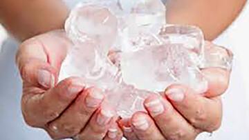 کاهش سردرد و دندان درد با یخ