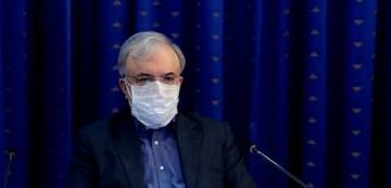 وزیر بهداشت: همکارانم ۱۲ ماه است خواب و خوراک ندارند/ به زودی کرونا را کنترل میکنیم
