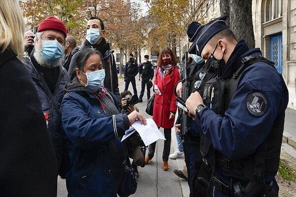 تمدید وضعیت اضطراری در فرانسه