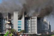 آتشسوزی وحشتناک در بزرگترین شرکت تولیدکننده واکسن جهان
