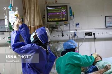 فوت ۷۵ بیمار کرونایی در شبانه روز گذشته/ حال ۴۱۳۴ تن وخیم است