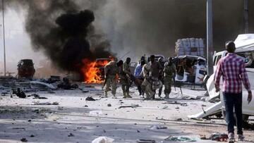 ۸ کشته و زخمی در پی انفجار مین در سومالی