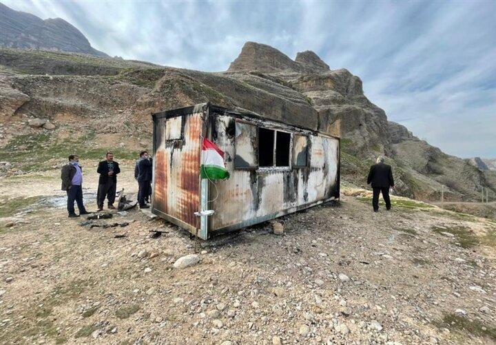 آخرین وضعیت معلمان و دانشآموزان حادثه آتشسوزی در دزفول