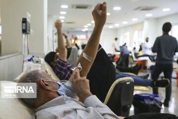 کاهش ذخایر خون کشور در روزهای آینده
