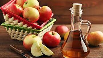 فواید و مضرات مصرف سرکه سیب