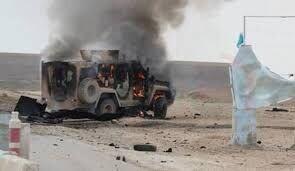 ۱۳ کشته و زخمی در پی حمله داعش به شرق سوریه
