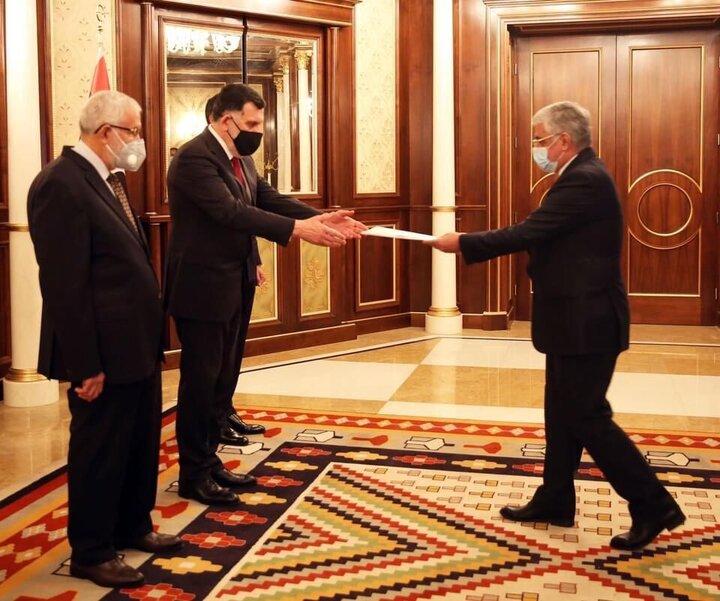 سفیر جدید ایران در لیبی معرفی شد