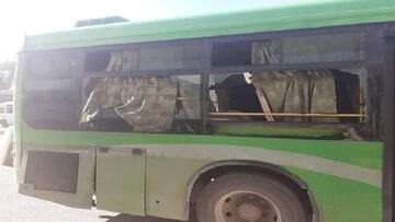 حمله تروریستی به نظامیان ارتش سوریه ۱۳ کشته و زخمی برجا گذاشت