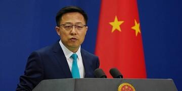 انتقاد پکن از حضور نظامی آمریکا در دریای جنوبی چین