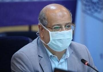 کاهش میزان ابتلاهای کرونا در تهران