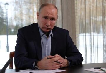 پوتین: قصر کنار دریای سیاه برای من نیست