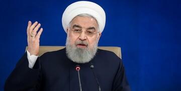 روحانی: افزایش پهنای باند دستور من بوده است، من را احضار کنید! / فیلم