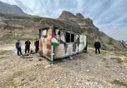 ۱۲ روز بعد از آتشسوزی کانکس معلمان و فوت دو نفر؛ علت حادثه همچنان در ابهام است!
