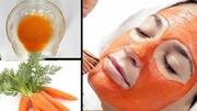 درمان آکنه با ماسک هویج + طرز تهیه