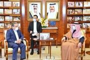 گفتگوی عراقچی با وزیر خارجه کویت
