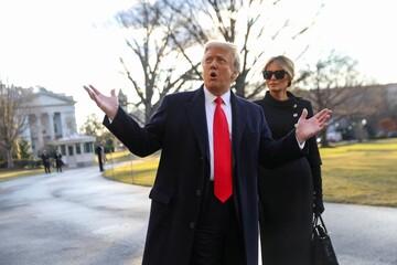 ترامپ دفتر کارش را در فلوریدا افتتاح کرد