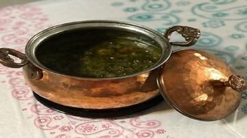 خورشت نعناع جعفری؛ خوش طعم و مقوی + طرز تهیه