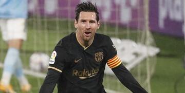 مسی به لیست بارسلونا برگشت