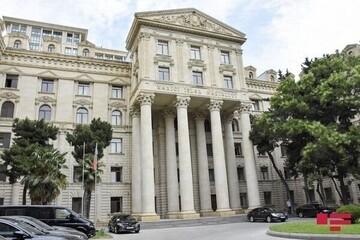 جمهوریآذربایجان کاردار سفارت روسیه را احضار کرد