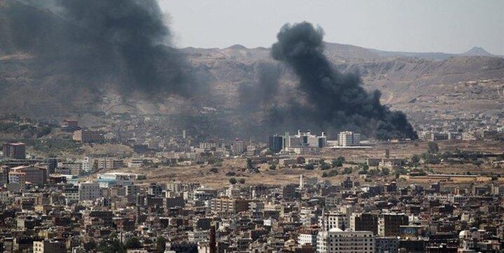 عربستان، شمال یمن را بمباران کرد