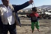 پدر و عموی کودک آزاردیده با تسبیح دستگیر شدند