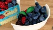 کیک های عجیب و طبیعی به شکل میوه/ فیلم