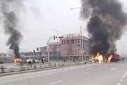 وقوع چهارمین انفجار در کابل
