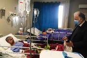 تعداد جانباختگان حادثه آتش سوزی کانکس معلمان به دو نفر رسید