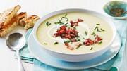 سوپ سیب زمینی؛ غذای سالم و مقوی برای روزهای سرد + طرز تهیه