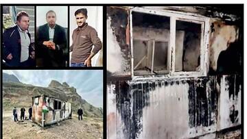 آتشسوزی کانکس سردشت دزفول باز هم قربانی گرفت/ دومین مصدوم هم درگذشت