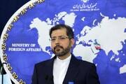 توضیحات سخنگوی وزارت خارجه درباره دیدار ظریف با هیأت طالبان