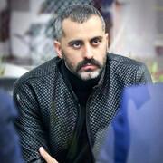 بستری شدن بازیگر معروف ایرانی در بیمارستان/عکس