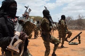 کشته شدن ۵ عضو گروهک الشباب در سومالی