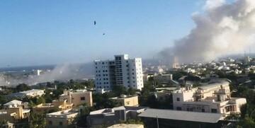 الشباب مسئولیت انفجار مرگبار هتلی در سومالی را برعهده گرفت