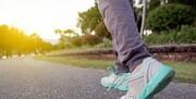 لاغری و کاهش وزن با پیاده روی