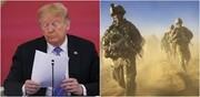 بینتیجه بودن طرح ترامپ درباره افغانستان
