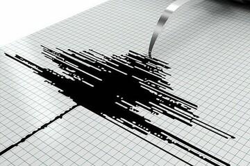وقوع زلزله در انبارالوم گلستان