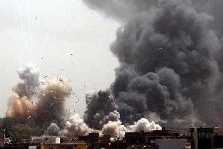 آتش گرفتن هواپیمای مسافربری عربستان در حمله به فرودگاه أبها