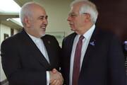 فرصت ظریف به اروپا برای اعاده حیثیت؛ ماموریتی برای آقای بورل