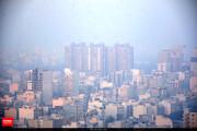 هوای تهران برای حساسها ناسالم است
