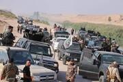 آغاز عملیات گسترده حشدالشعبی عراق علیه داعش