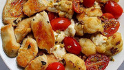 خوراک مرغ و لوبیا سبز؛ غذایی سالم و مقوی + طرز تهیه