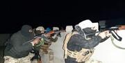 هلاکت تروریست های داعشی در نزدیکی مرز ایران