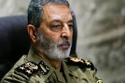 پیام تسلیت فرمانده کل ارتش در پی درگذشت علی انصاریان