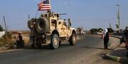ارسال کاروان تجهیزات نظامی آمریکا به سوریه