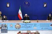 روحانی: تعداد گلخانهها تا پایان کار دولت سه برابر خواهد شد/ فیلم