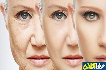 کاهش چین و چروک پوست با چند روش ساده