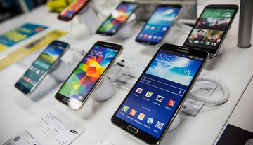 لیست قیمت انواع گوشی موبایل برای امروز ۱۹ بهمن