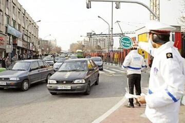 ترفند جالب یک شیرازی برای فرار از جریمههای تردد کرونایی / عکس